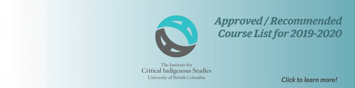 Home | First Nations and Indigenous Studies